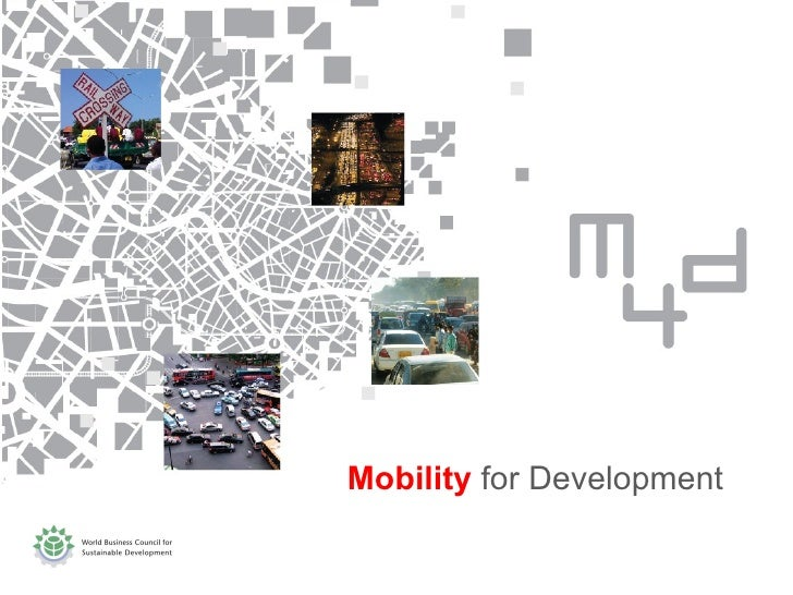 WBCSD Mobility for Development