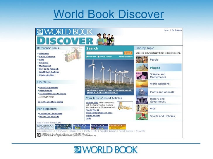 World Book Discovery 6-12