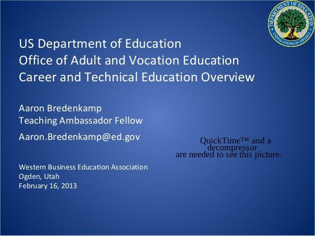 WBEA Presentation 2/16/2013