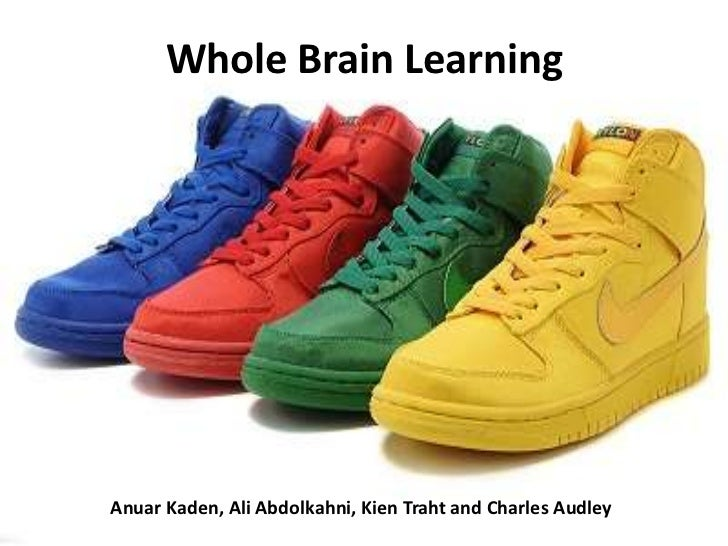 Whole Brain LearningAnuar Kaden, Ali Abdolkahni, Kien Traht and Charles Audley