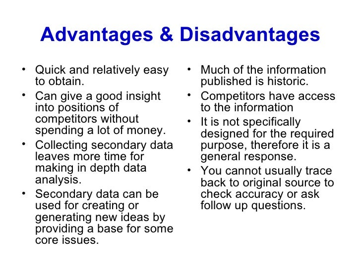advantages and disadvantages of students having