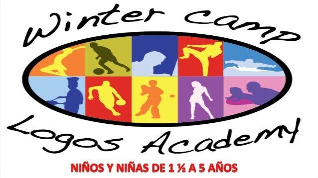 Winter camp 2014 - preescolar 2