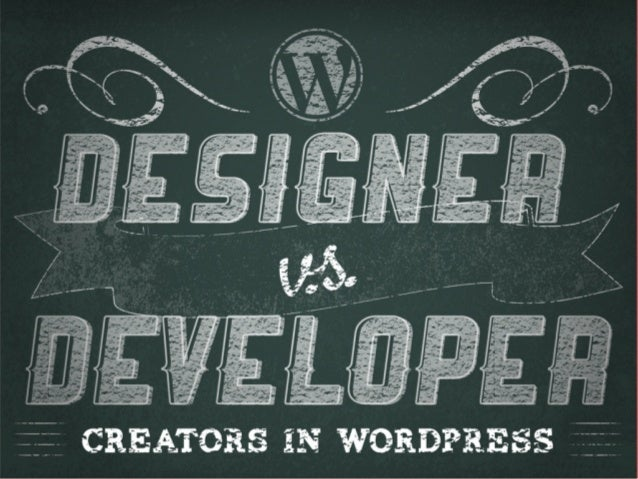 Designer vs Developer: BE THE UNICORN