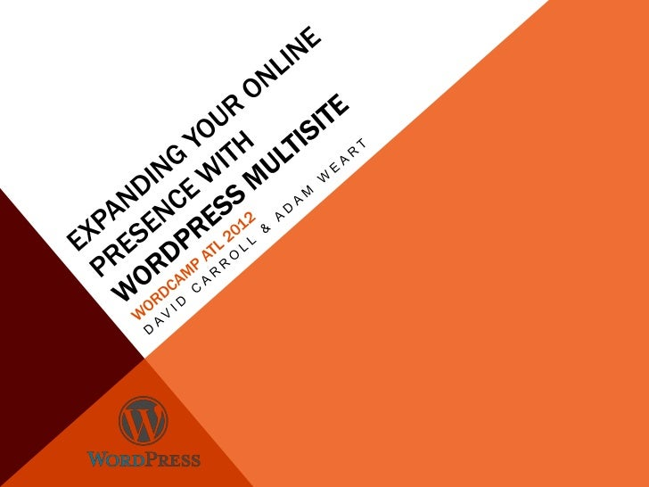 Expanding Your Online Presence with WordPress Multisite