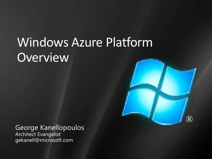Windows Azure & How to Deploy Wordress