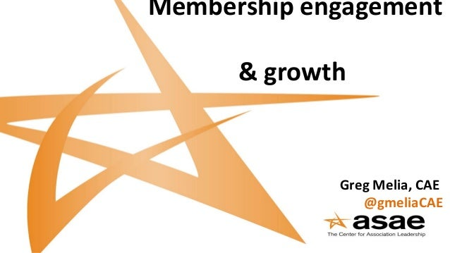 Member Engagement and Growth