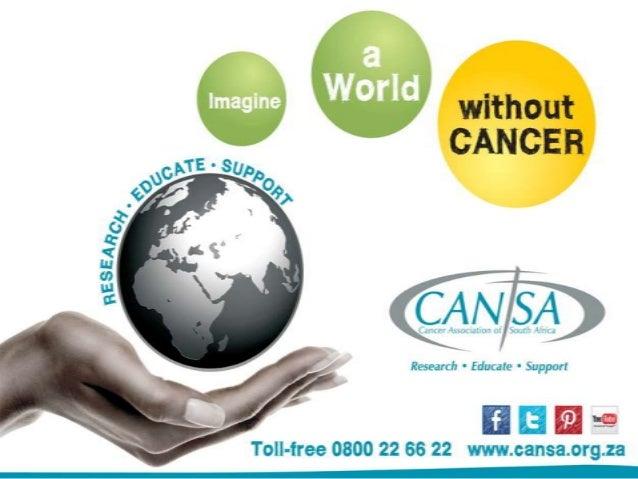 World Cancer Day 2014 DEBUNK THE MYTHS