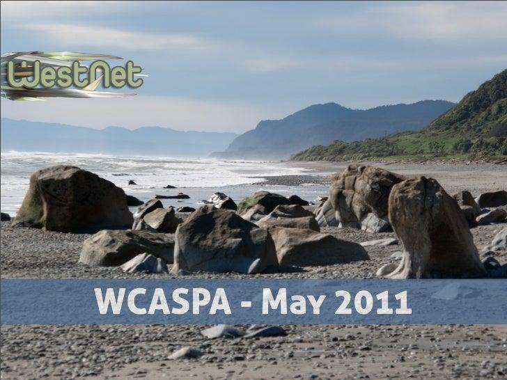 WCASPA - May 2011