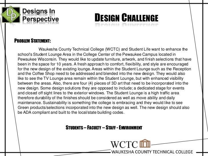 Wctc Student Lounge Presentation
