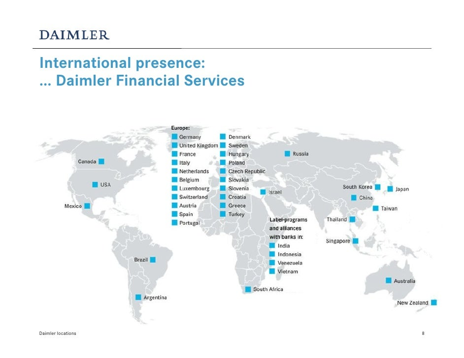 Daimler locations for Mercedes benz retail careers