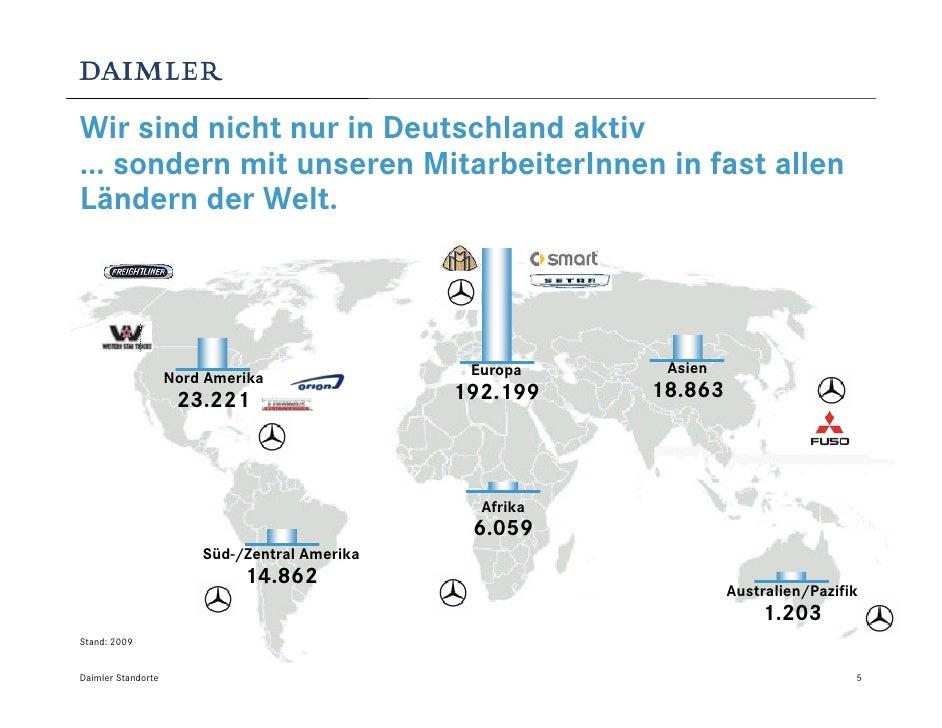 Daimler Standorte