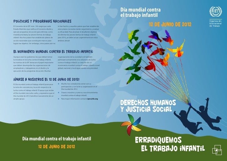 Día mundial contra                                                                                                        ...