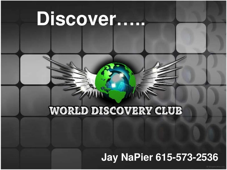 World Discovery Club