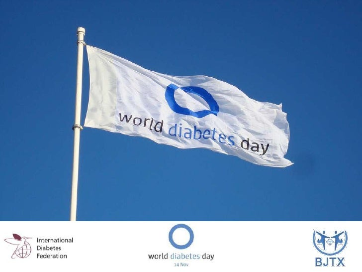 World Diabetes Day 2009-2013 - Chinese