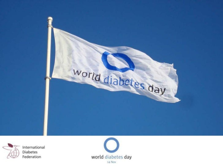 World Diabetes Day 2009-2013
