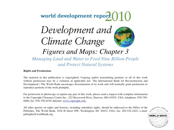 Figures and Maps: Chapter 3Managing Land and Water to Feed Nine Billion People and Protect Natural Systems<br />Rights and...