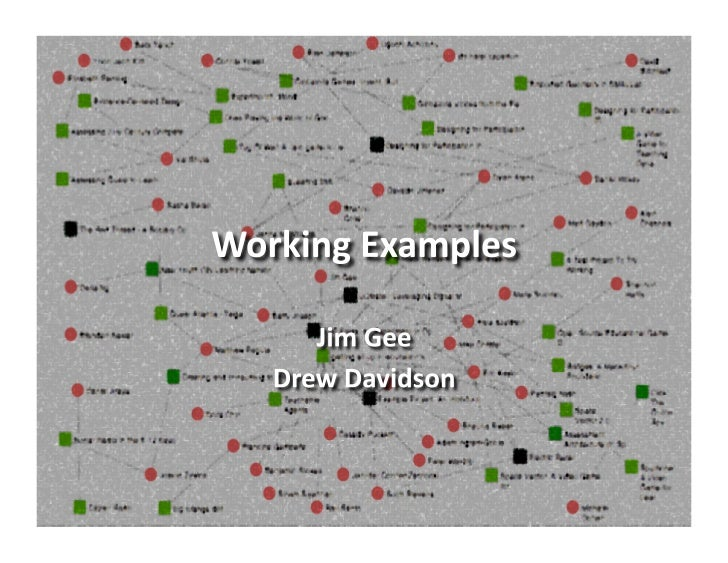 Working Examples Demo