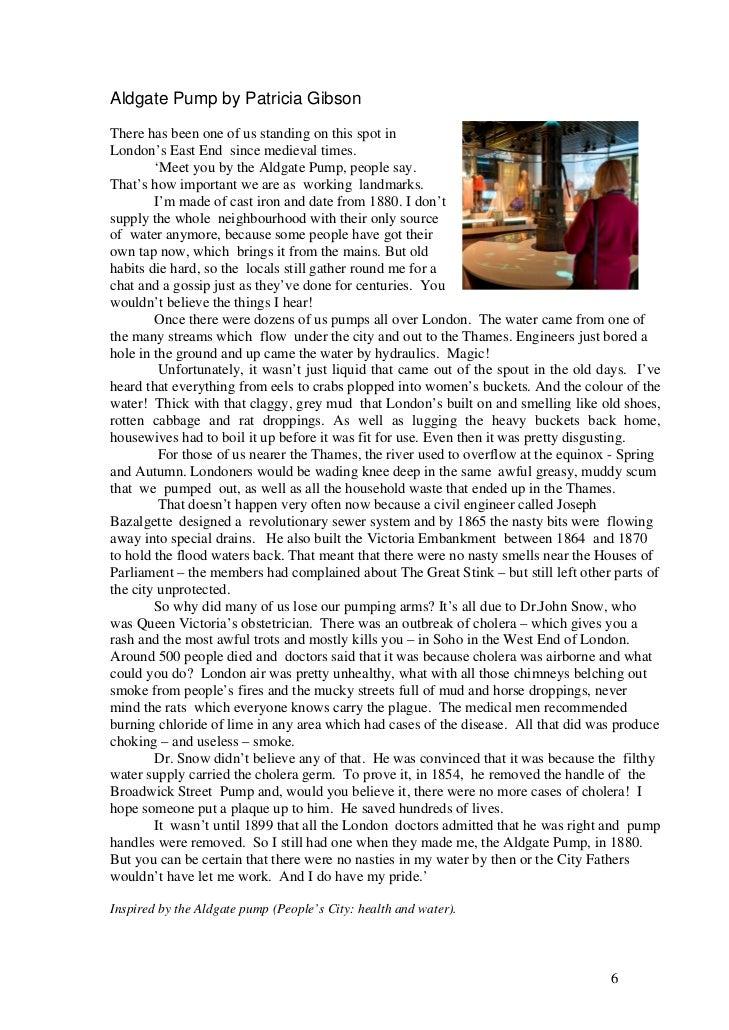 Creative writing belonging essay
