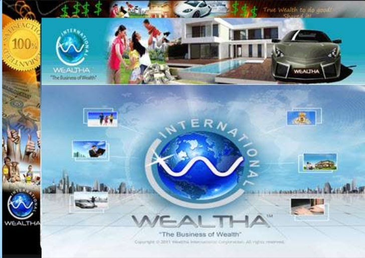 Why join Wealtha?:→ Since 2009→ 70% Filipino, 30% Foreign→ Awarded as the No. 1 internet Marketing Company-  2010 18th ann...