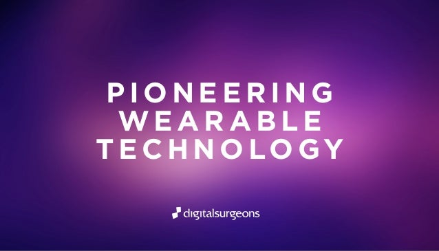 What You Need to Know About the Future of Wearable Technology