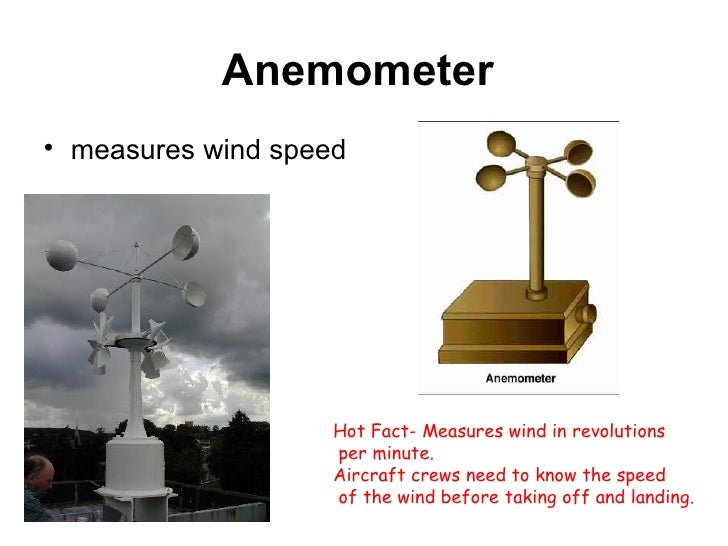 How to Make Weather Instruments