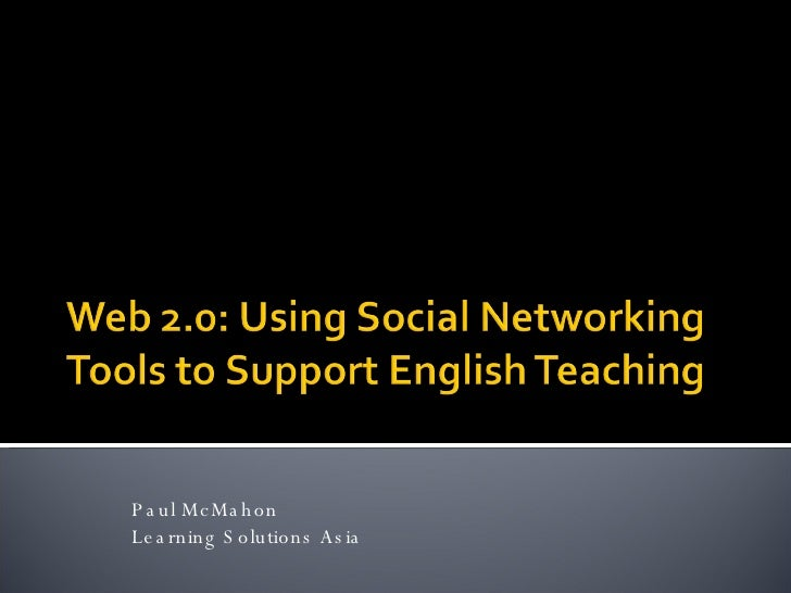 Web 2 For English1.1