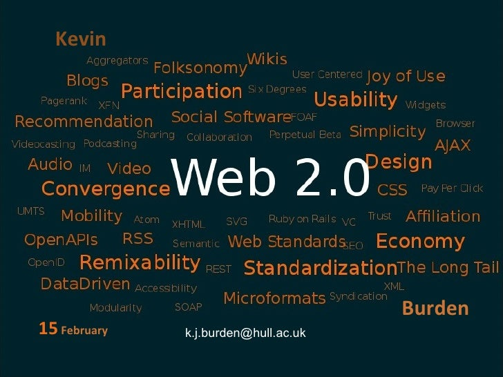 Web 2.0 And Ces