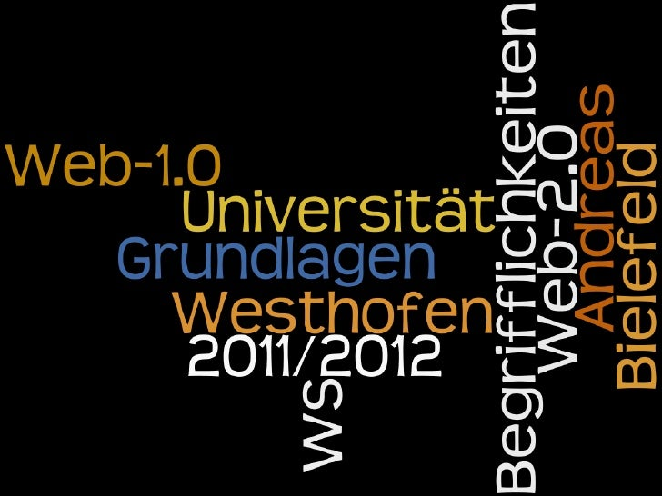Web 20-einfuehrung-2011