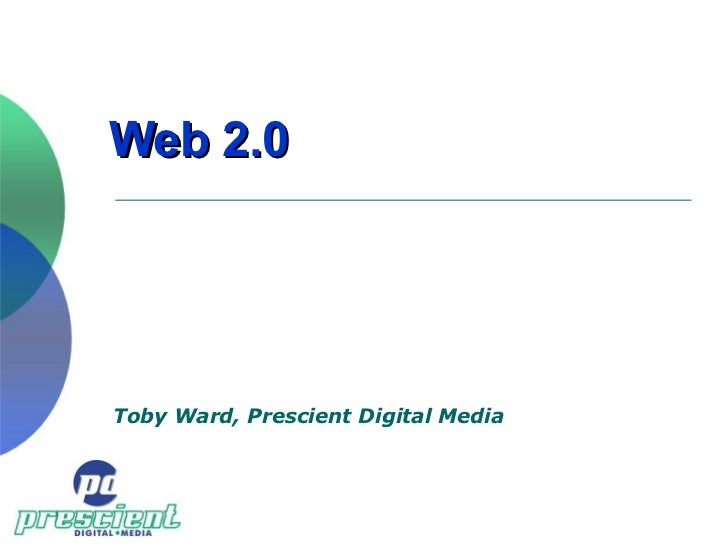 Web 2.0 May 2008 Slideshare