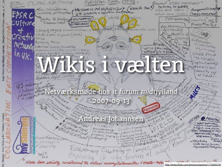 Web 2.0 og wikis