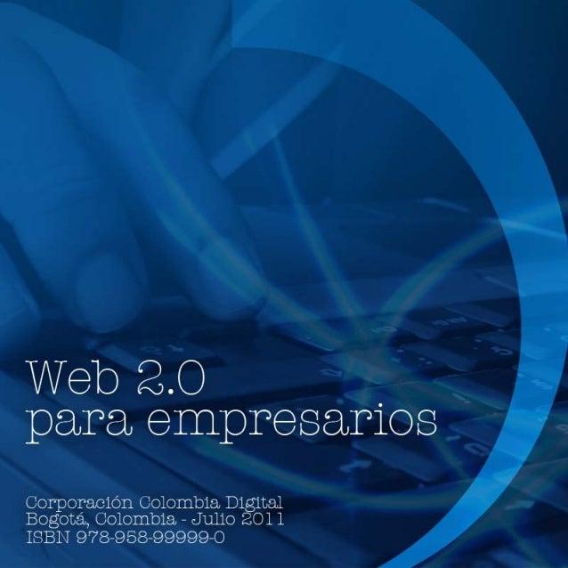 2   www.colombiadigital.net   Corporación Colombia Digital<