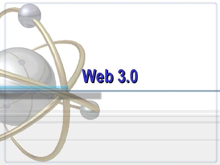 Web 3.0