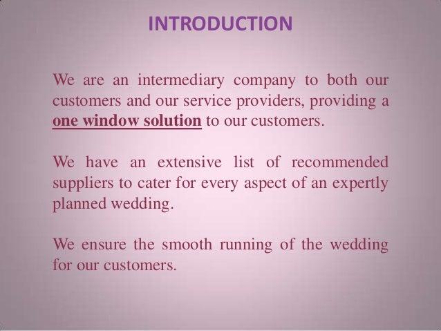 Wedding planner business plan Wedding album photo blog