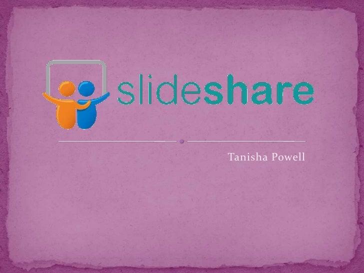 Web based app (slideshare)