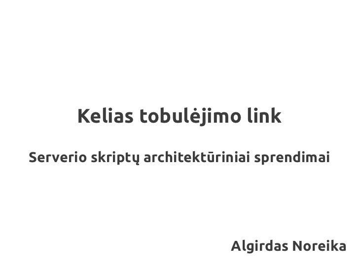 Algirdas Noreika WEB konferencija
