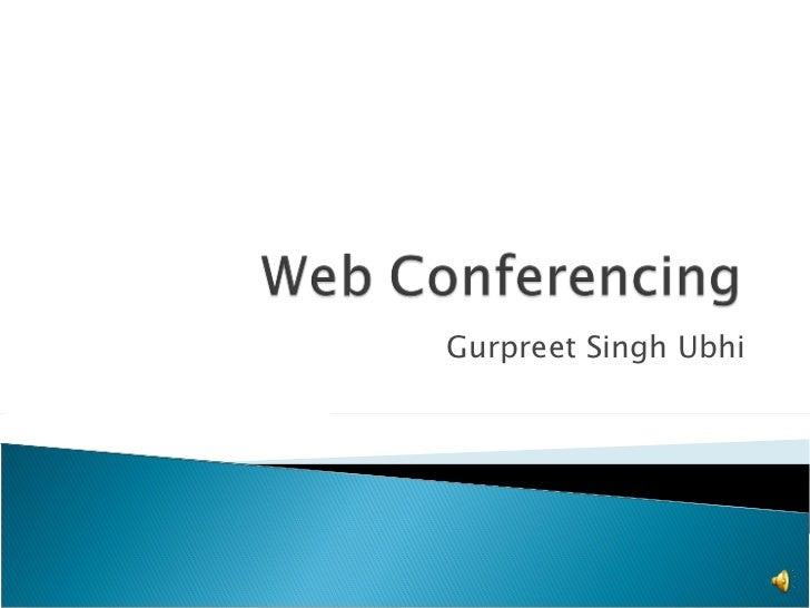 Gurpreet Singh Ubhi