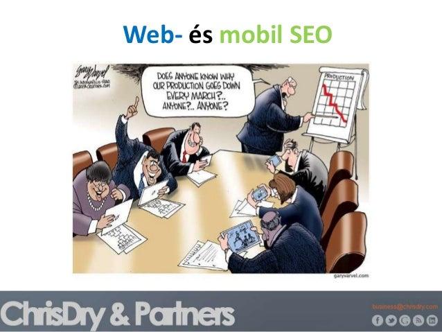 Web- és mobil SEO
