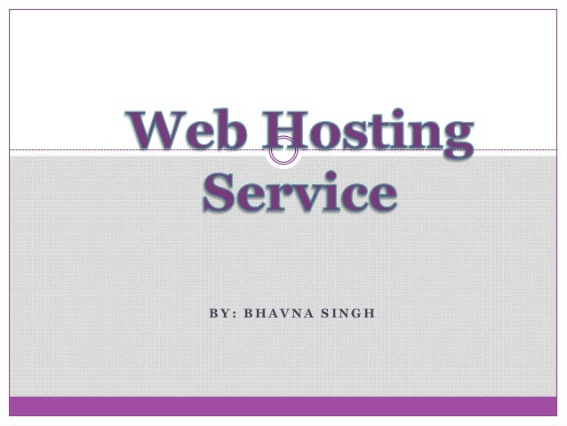 Web Hosting India - Understand its Need