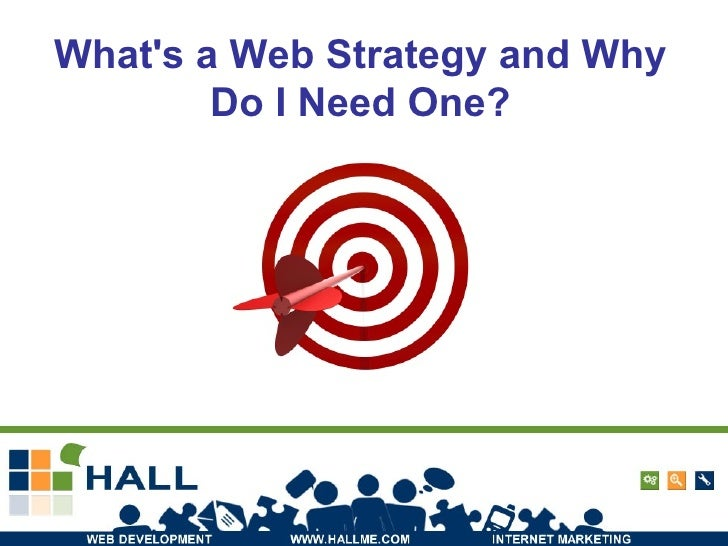 What is a Website Strategy and Why Do I Need One