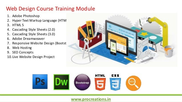 Website Design Training Courses Free