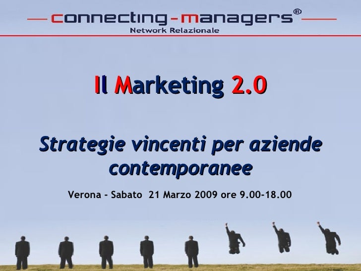 Marketing Web 2.0 - Strategie vincenti per aziende contemporanee