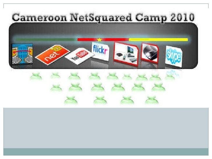 NetSquared Camp Cameroon - Web 2 0