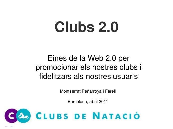 Web 2.0 per a entidades deportivas