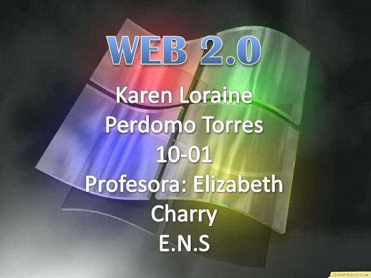 •En la web 1.0 solo una persona podía compartir lainformación, las demás solo la podían mirar.•En la web 2.0 varias person...