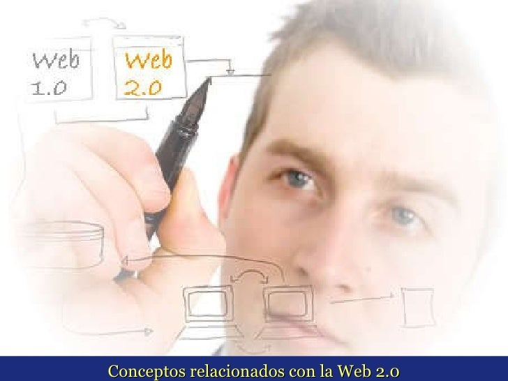 Conceptos relacionados con la Web 2.0