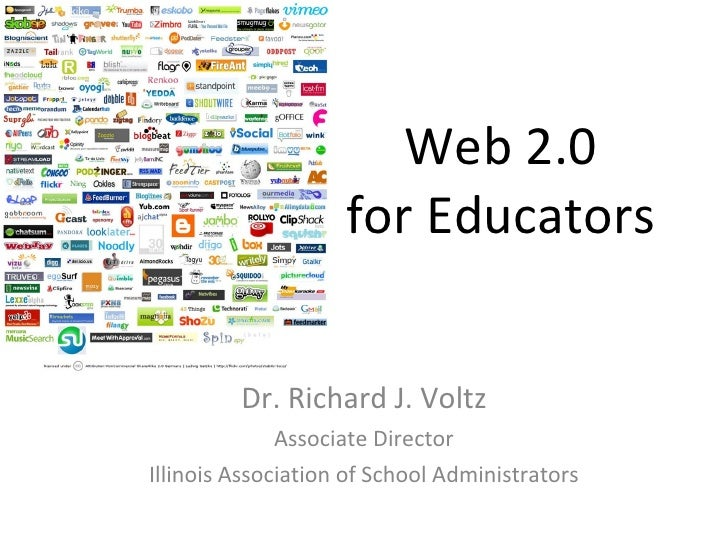 Web 2.0 forEducators