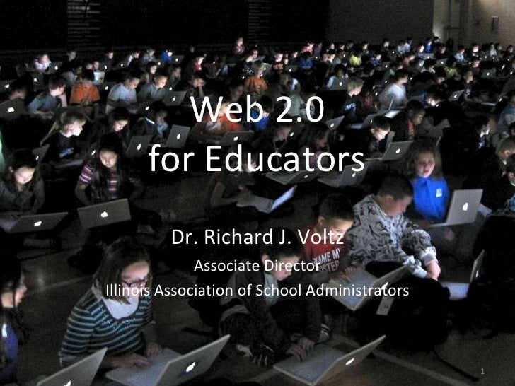 Web 2.0 for teachers ii in keynote