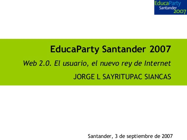 Web 2.0 pronafcapuni 2010