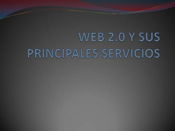 CONTENIDO  WEB 2.0  BLOG  WIKI  BOOKMARKING  FOLKSONOMY  MULTIMEDIA SHARING  AUDIOBLOGGING Y PODCASTING  RSS Y SIN...