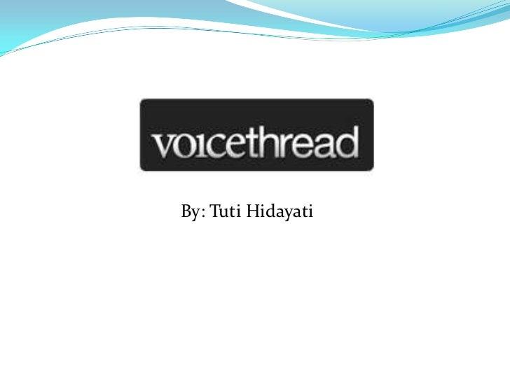 By: TutiHidayati<br />